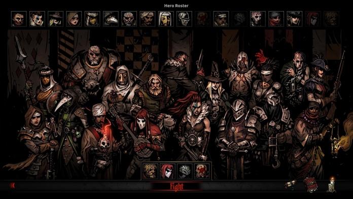 Darkest-Dungeoun