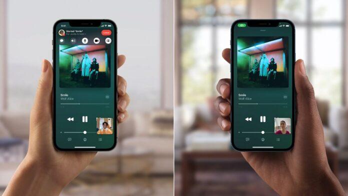 FaceTime'da Ekranınızı Nasıl Paylaşırsınız?